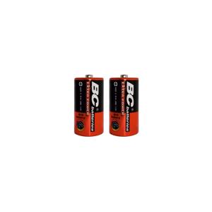 Baterie Centrum 2 ks Zinkochloridová baterie EXTRA POWER C 1,5V BC0010