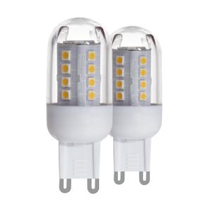 Eglo 2x SET LED žárovka G9/2,5W - Eglo 11514 4000K EG11514
