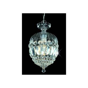 Artcrystal Artcrystal PBU302901001 - Křišťálový lustr 1xE27/60W/230V AC0071
