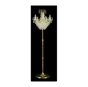 Artcrystal Artcrystal PFB051600005 - Křišťálová stojací lampa 5xE14/40W/230V AC0126