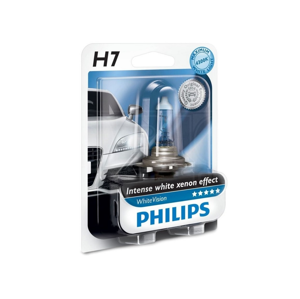 Philips Autožárovka Philips WHITEVISION 12972WHVB1 H7 PX26d/55W/12V P2451
