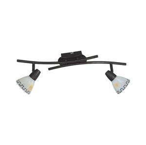 Prezent Bodové svítidlo AZTEC 2xE14/40W/230V 25073