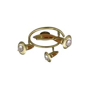 Prezent Bodové svítidlo ZEUS 3xE14/40W/230V 336