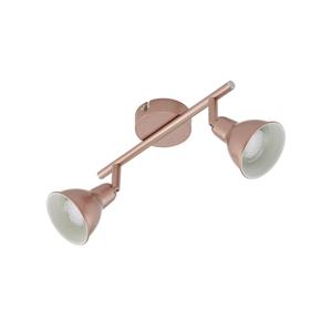 Briloner Briloner 3313-023 - LED Bodové svítidlo COP 2xGU10/3W/230V BL0182