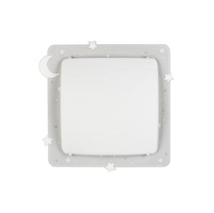 Dalber Dalber D-43236E - Dětské stropní svítidlo MOON LIGHT 2xE27/40W/230V PI164