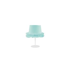 Duolla Dětská stolní lampa BALLET 1xE14/40W/230V modrá DU7225