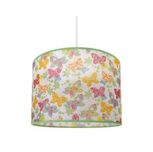 Lampdar Dětský lustr BUTTERFLY 1xE27/60W/230V SA0760