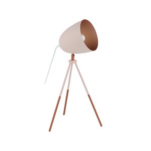 Eglo EGLO 49038 - Stolní lampa CHESTER-P 1xE27/60W/230V EG49038