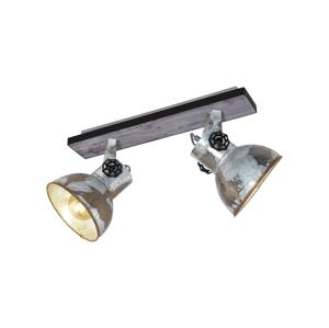 Eglo Eglo 49649 - Bodové svítidlo BARNSTAPLE 2xE27/40W/230V EG49649