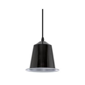 Eglo Eglo 75112 - LED Závěsné svítidlo GINOSA GU10/5W/230V černá EG75112
