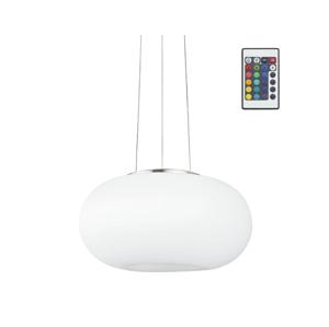 Eglo Eglo 75354 - LED RGB Stmívatelný lustr OPTICA-C 2xE27/7,5W/230V EG75354