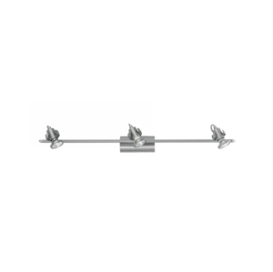 Eglo EGLO 86013 - Bodové svítidlo TUKON 3xGU10/50W EG86013