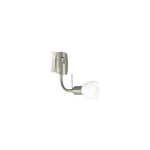 Eglo EGLO 87033 - Bodové svítidlo do zásuvky MATEO 1xE14/40W/230V EG87033