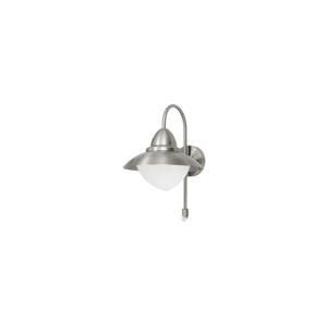 Eglo EGLO 87105 - Venkovní senzorové nástěnné svítidlo SIDNEY 1xE27/60W EG87105