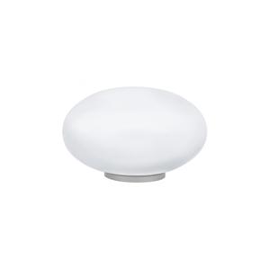 Eglo EGLO 87276 - Stolní lampa NARO 1xE27/60W bílá EG87276