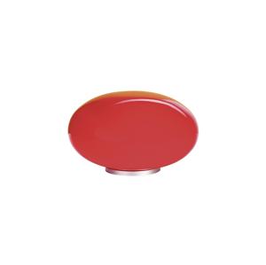 Eglo EGLO 87278 - Stolní lampa NARO 1xE27/60W červená EG87278