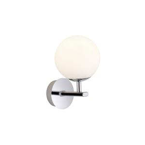 Eglo EGLO 88195 - Koupelnové nástěnné svítidlo PALERMO 1xG9/33W IP44 EG88195