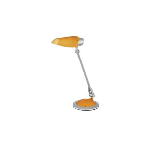 Eglo EGLO 90877 - Stolní lampa REHA 1xE27/18W oranžová EG90877