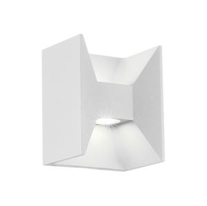 Eglo EGLO 91098 - LED Venkovní nástěnné svítidlo MORINO 2xLED/4,76W bílá IP44 EG91098