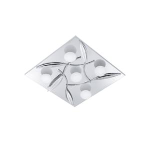 Eglo EGLO 91578 - Stropní svítidlo SANJA 1 5xG4/20W EG91578