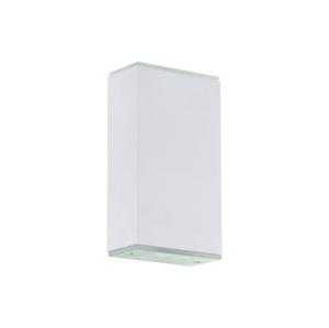 Eglo EGLO 91826 - LED Nástěnné svítidlo ABIDA 2xLED/4,76W bílá EG91826