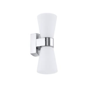 Eglo Eglo 91989 - Koupelnové nástěnné svítidlo CAILIN 2xG9/33W/230V IP44 EG91989