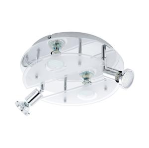 Eglo EGLO 93085 - LED Stropní svítidlo CABO 1 4xGU10/3W EG93085