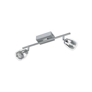 Eglo Eglo 93742 - LED bodové svítidlo PECERO 2xLED/4,5W/230V EG93742