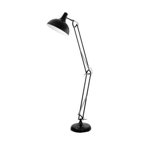 Eglo Eglo 94698 - Stojací lampa BORGILLIO 1xE27/60W/230V EG94698