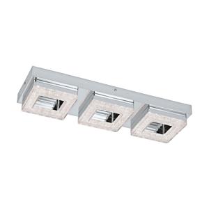 Eglo Eglo 95656 - LED Křišťálové stropní svítidlo FRADELO 3xLED/4W/230V EG95656