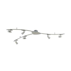 Eglo Eglo 95826 - LED Bodové svítidlo WAVE LED 6xGU10-LED/3W/230V EG95826