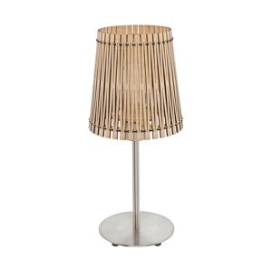 Eglo Eglo 96196 - Stolní lampa SENDERO 1xE27/60W/230V EG96196