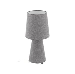 Eglo EGLO 97132 - Stolní lampa CARPARA 2xE27/12W/230V EG97132