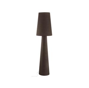 Eglo EGLO 97233 - Stojací lampa CARPARA 2xE27/60W/230V EG97233