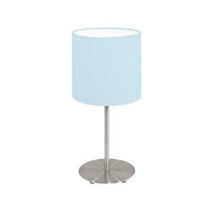 Eglo EGLO 97389 - Stolní lampa PASTERI-P 1xE27/60W/230V EG97389