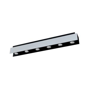Eglo Eglo 97964 - LED Bodové svítidlo VISERBA 6xGU10/5W/230V EG97964