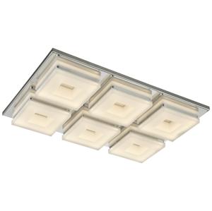 Esto Esto 740044-6 - LED stropní svítidlo DOMINO 6xLED/5W/230V ET0012