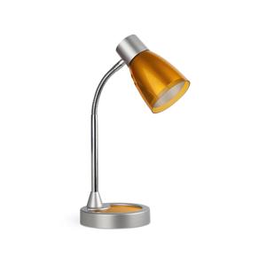 FARO Barcelona Faro 51971 - LED Stolní lampa ALADINO 1xLED/3W/230V oranžová FA51971