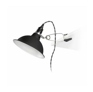 FARO Barcelona FARO 64169 - Lampa s klipem PEPPER 1xE27/40W/230V FA64169
