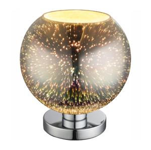 Globo Globo 15845T1 - Stmívatelná stolní lampa KOBY 1xE27/60W/230V GL3914