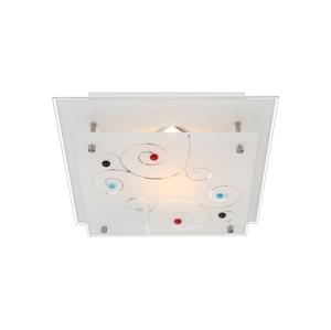 Globo GLOBO 48140-1 - Stropní svítidlo DL CHROM 1xE27/40W/230V GL2661