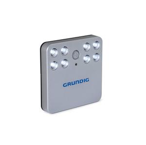 Grundig Grundig 129 - LED Nástěnné světlo se senzorem 8xLED/6xAAA P2558