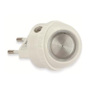 Grundig Grundig 70 – LED Noční světlo do zásuvky se senzorem 1xLED/0,4W/230V P2656