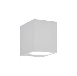 Venkovní nástěnné svítidlo 1xE27/28W/230V bílé