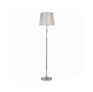 Ideal Lux 14968 - Křišťálová stojací lampa 1xE27/60W/230V
