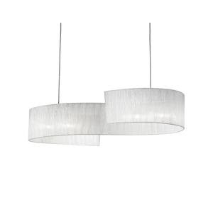 Ideal Lux 88631 - Závěsné svítidlo 4xG9/40W/230V