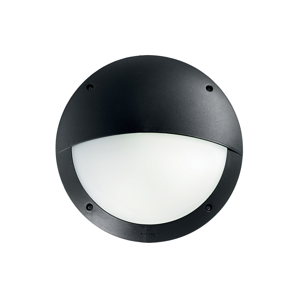 Ideal Lux 96698 - Technické svítidlo 1xE27/23W/230V IP66 černá