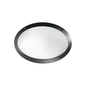 Ideal Lux 96704 - Technické svítidlo 1xE27/23W/230V IP66 černá