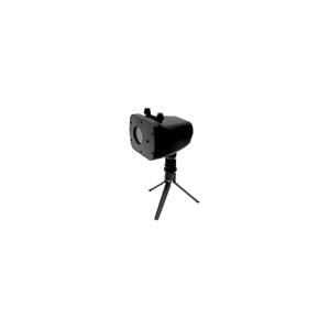 FK Technics Laserový LED projektor s vyměnitelnými filmy FK0178