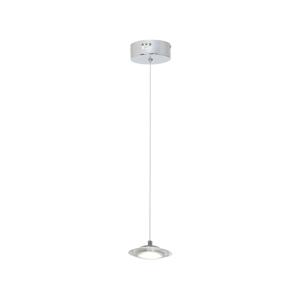 Milagro LED Lustr na lanku ELLIPSE LED/5W/230V chrom MI0108